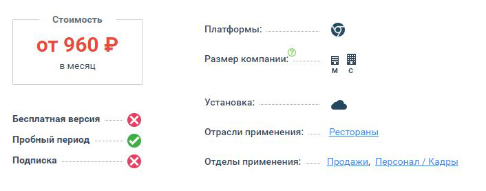 Стоимость подписки ArchiDelivery